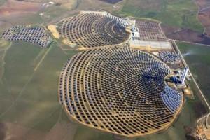 Солнечная энергия работет после захода Солнца