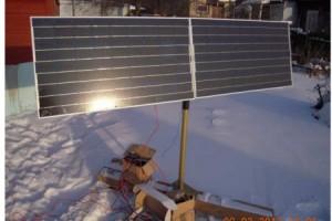 Солнечная электростанция для дома. Обзор и пример реализации.