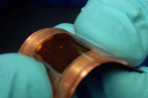 Искусственные листья. Солнечные батареи на основе природных материалов.