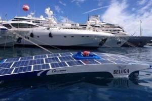 В России пройдет регата катеров на солнечных батареях »