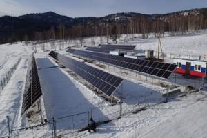 Крупнейшая в России солнечная станция появится на Алтае »