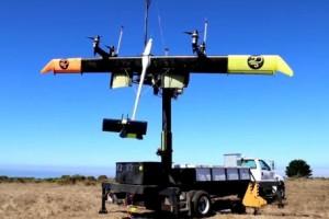 Компания Google готовится к испытаниям высокотехнологичных «воздушных змеев» — летающих ветрогенераторов
