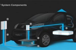 Электрические подушки — новые беспроводные зарядные устройства для электромобилей.