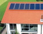 Внешние солнечные батареи