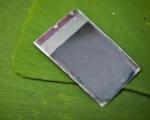Искуственные листья производят элекроэнергию из грязной воды