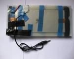 Солнечная зарядка для аккумулятора. Заряжаем литиевый аккумулятор от солнца!