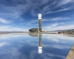 В США построена самая большая в мире термальная солнечная электростанция