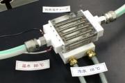 Новые трубы из термоэлектрического материала вырабатывают 2.5 Ватта электроэнергии на 10 сантиметров длины