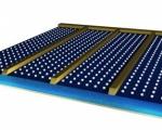 Алюминий повышает эфективность солнечных батарей